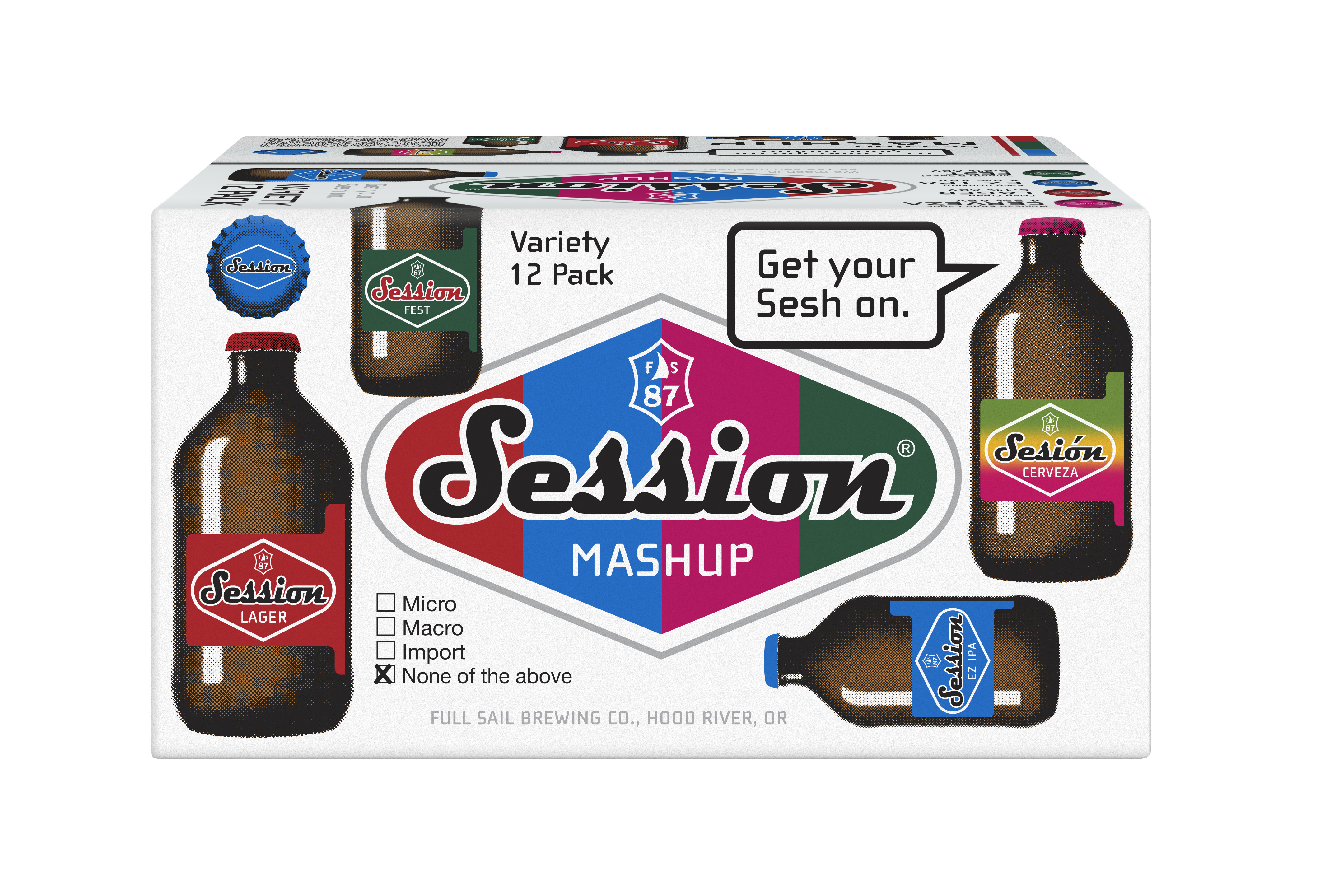 Our Latest Mashup is Bound to be a Smashup - Full Sail Brewery